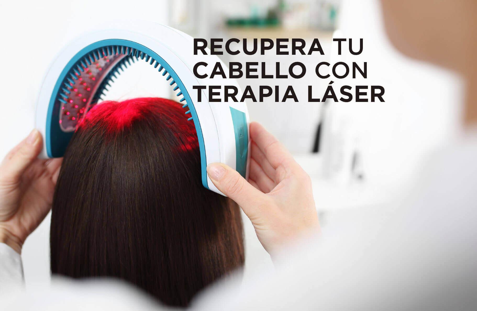 Recupera tu Cabello con Terapia Láser