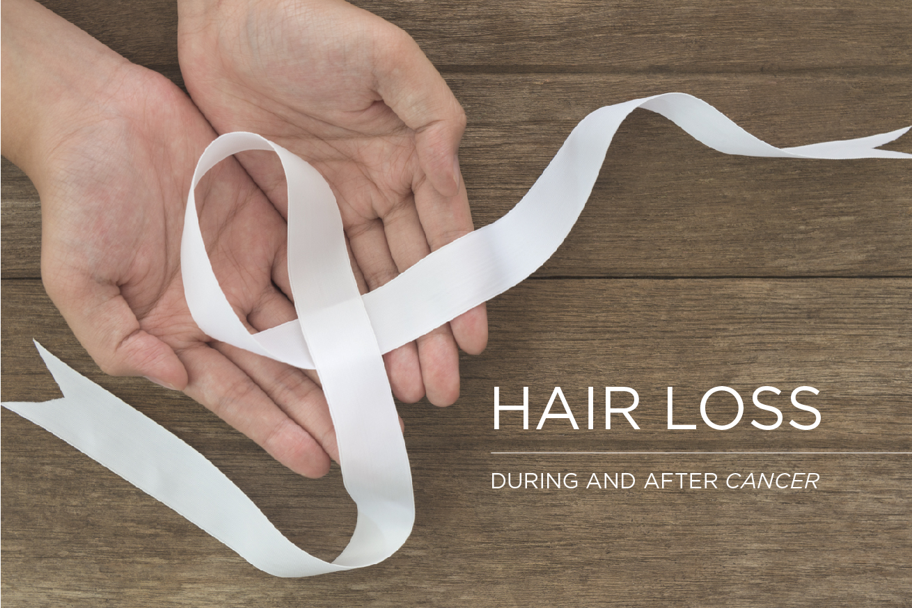 Losing Hair with Cancer