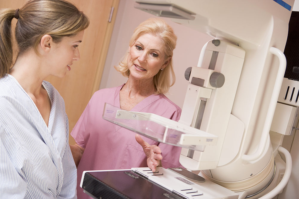 early breast cancer diagnosis
