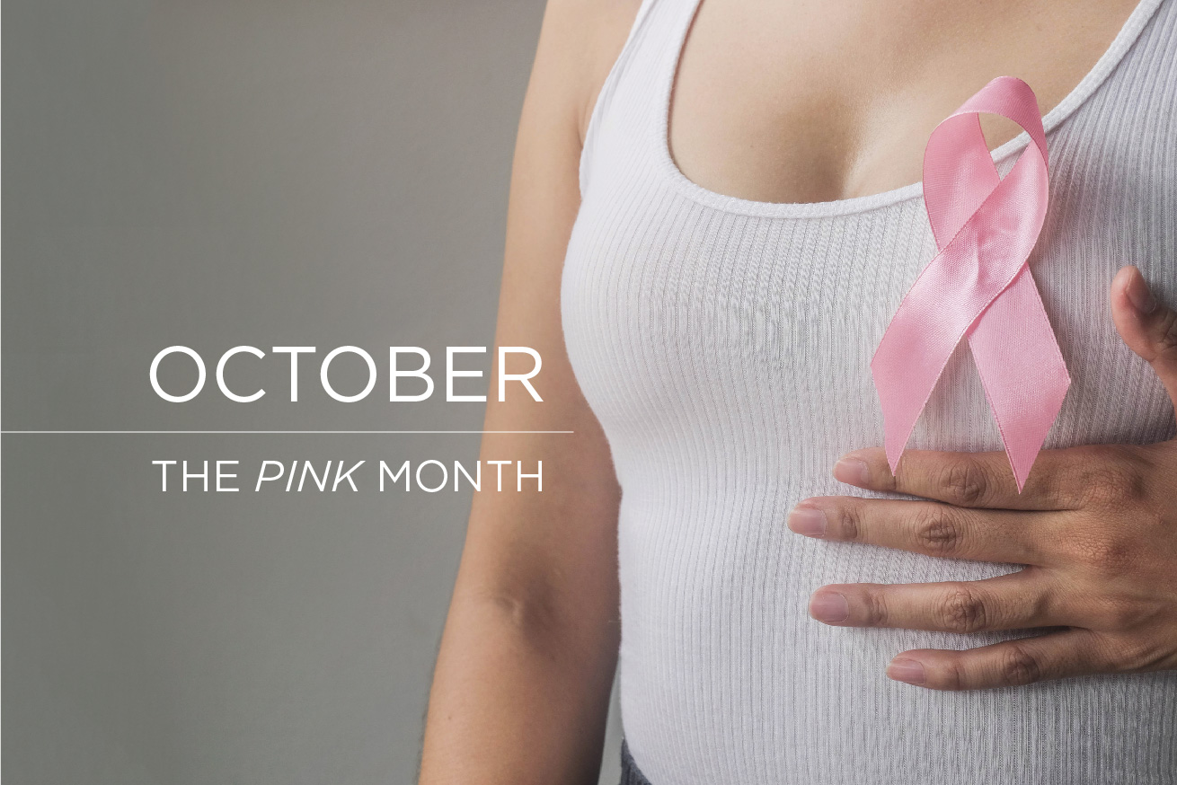 What is The Pink Month and why is it important?