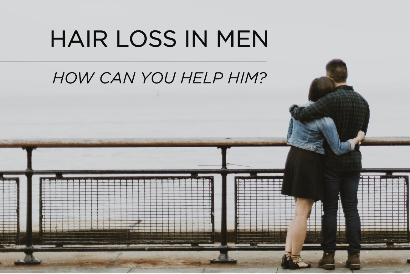 hair loss in men what to do